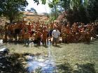 Campamento en el medio natural Alozaina