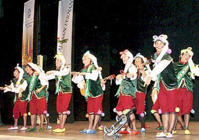 1ª semifinal: VII Concurso de agrupaciones de carnaval