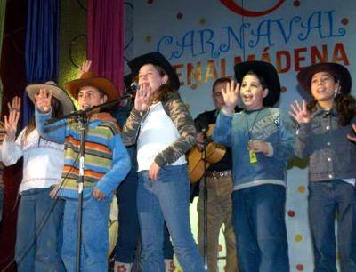 Gran final del VII Concurso de agrupaciones de carnaval