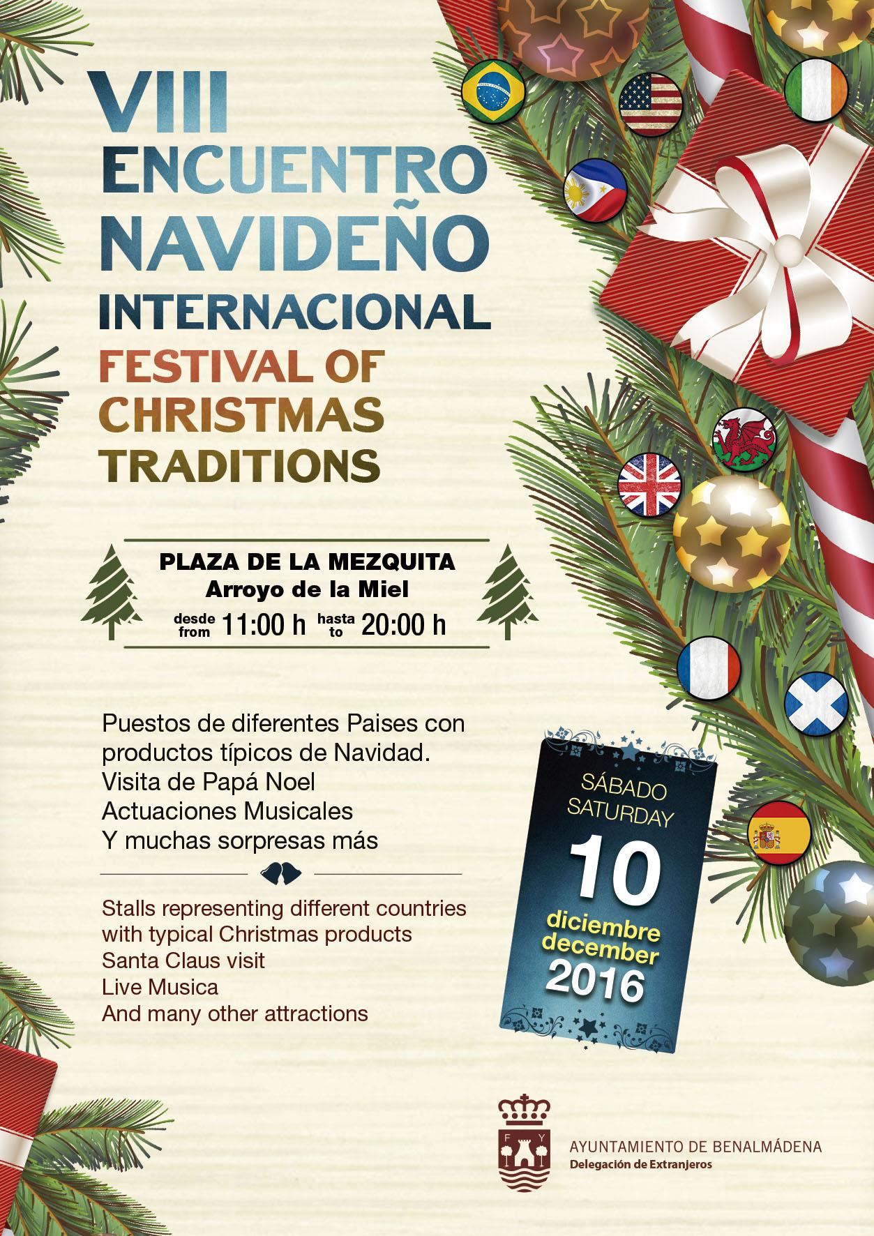 VIII Encuentro Navideño Internacional