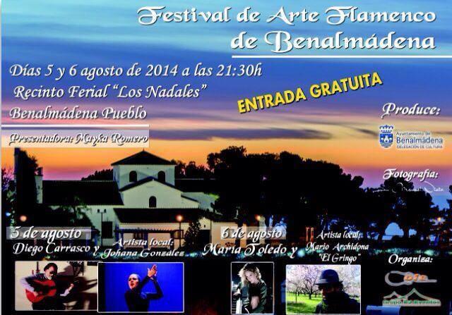 I FESTIVAL DE ARTE FLAMENCO DE BENALMADENA