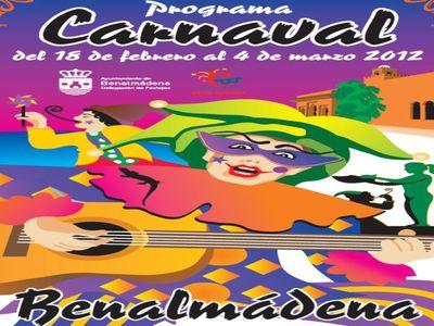 Carnaval Infantil en los Colegios del Municipio.
