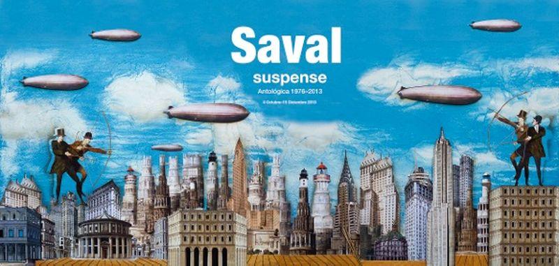 Saval.Suspense. Antológica 1976-2013