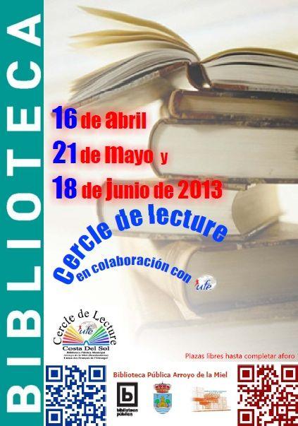 Cercle de Lecture, coordinado por Michel Gehin