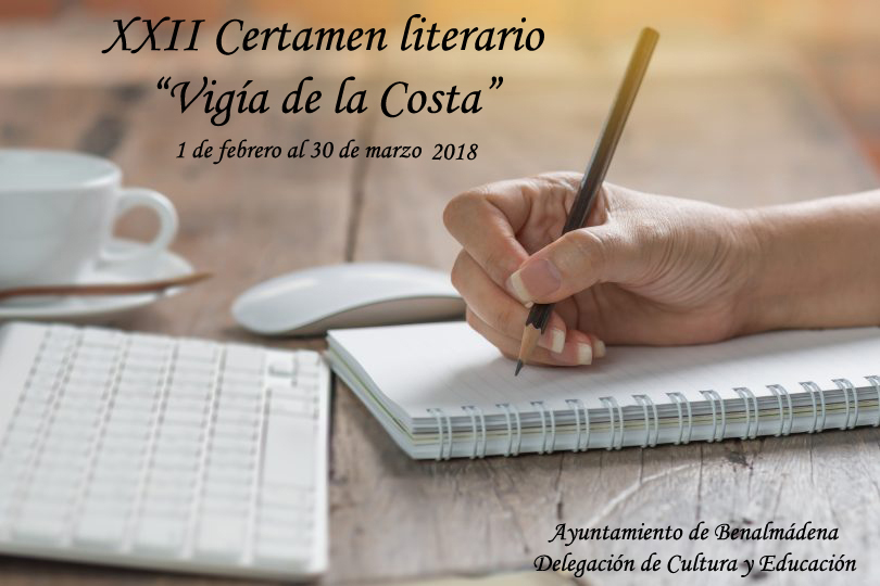 LITERARY CONTEST ' VIGÍA DE LA COSTA'