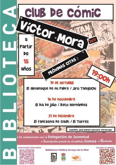 Club de cómic Víctor Mora