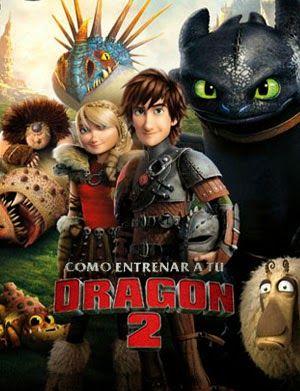 Cine de Verano: Como Entrenar a tu Dragón 2