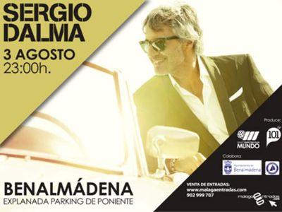 Concierto de Sergio Dalma.
