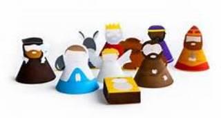 Tradicional Cabalgata de Reyes Magos de Oriente