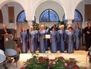 Concierto conmemorativo en el Día Internacional del Museo 2010