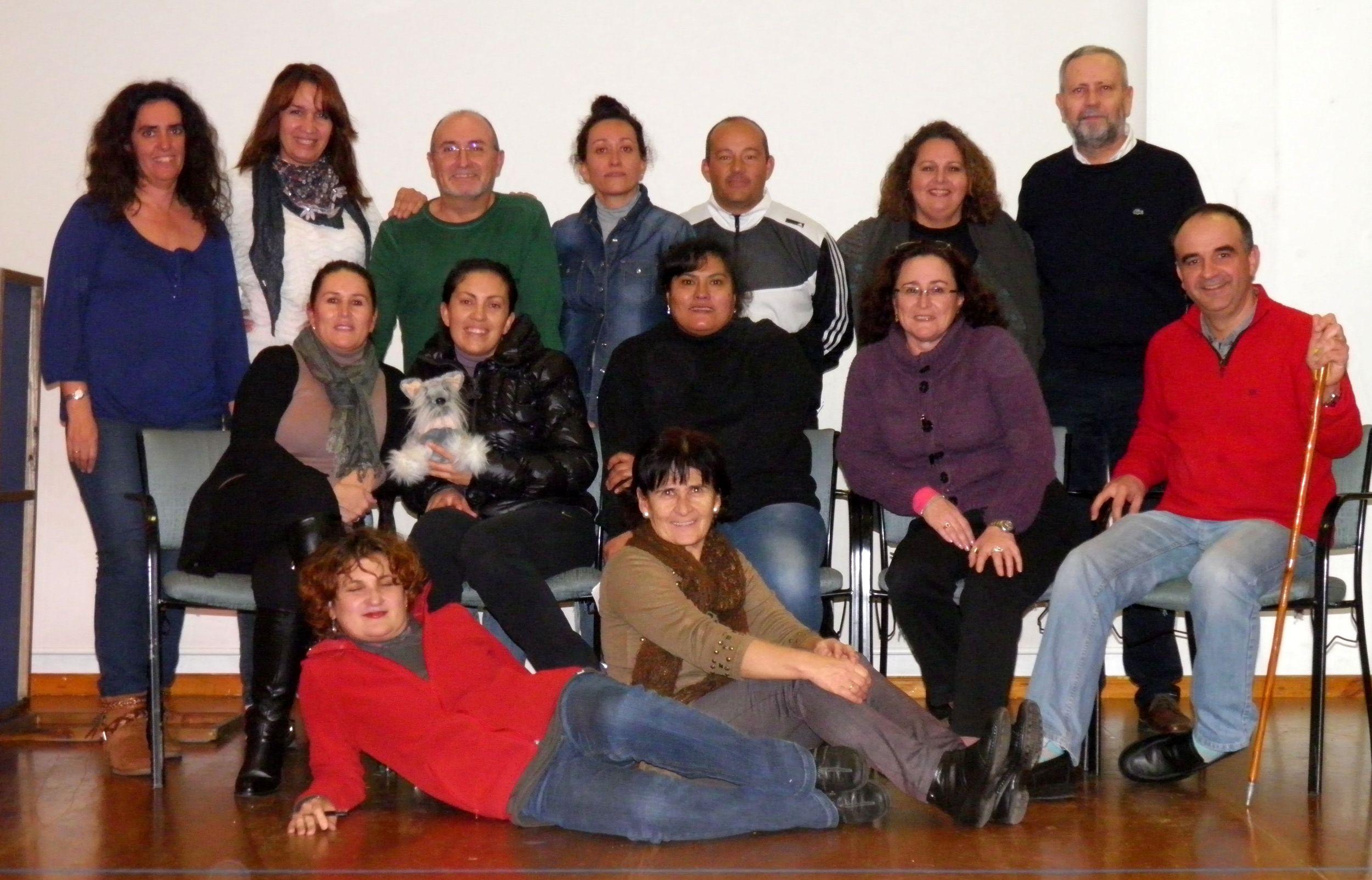 XXII Muestra de Teatro de Centros Docentes: CEIP Miguel Hernández 'Criada Rosita, criada sordita'