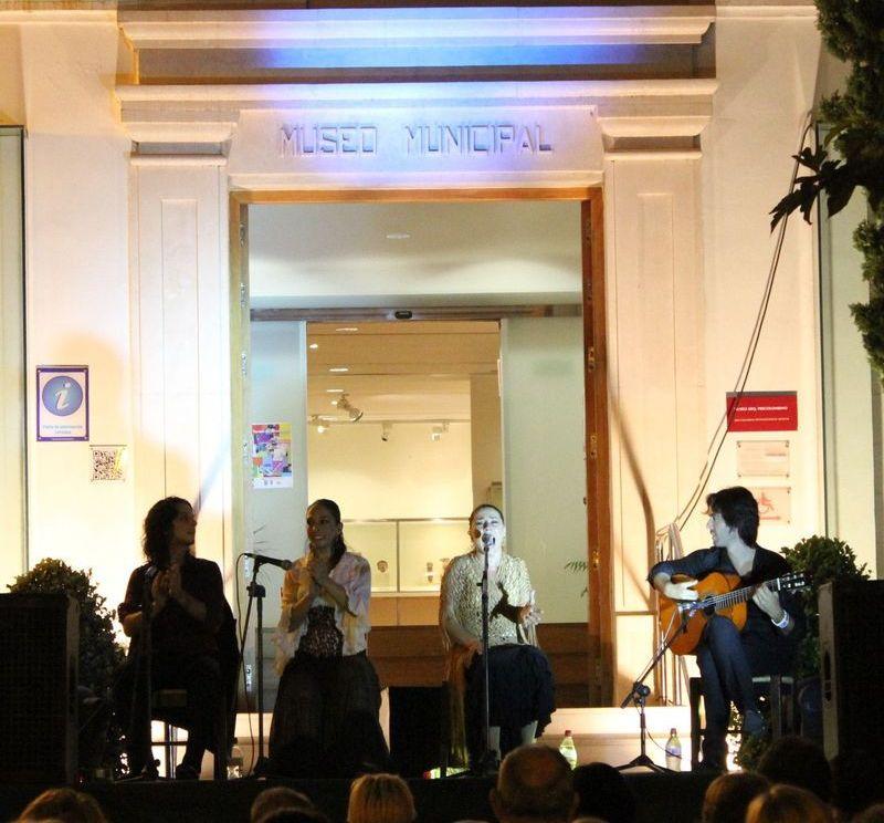Noches de Flamenco en el Museo: Flamenco Delia Membrive