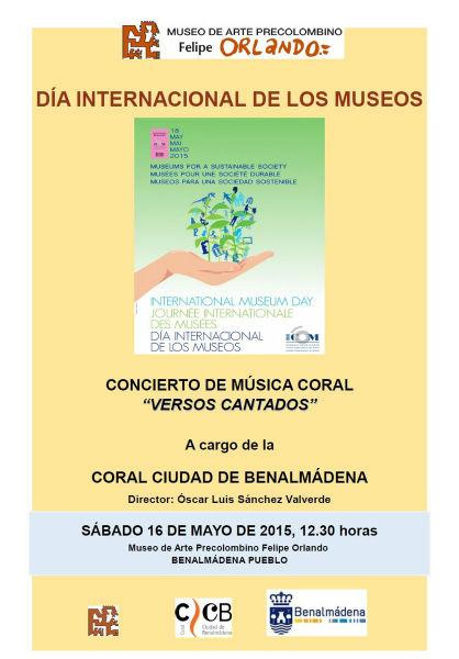 Concierto de Música Coral