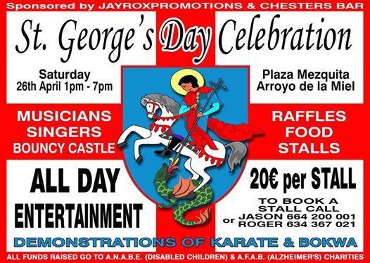 Celebración del Día de San Jorge
