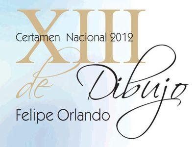 XIII Certamen de Dibujo Felipe Orlando. Exposición.