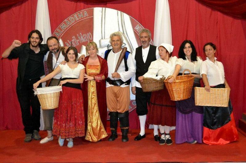 Noches de Teatro en el Museo: Asociación Duendescena