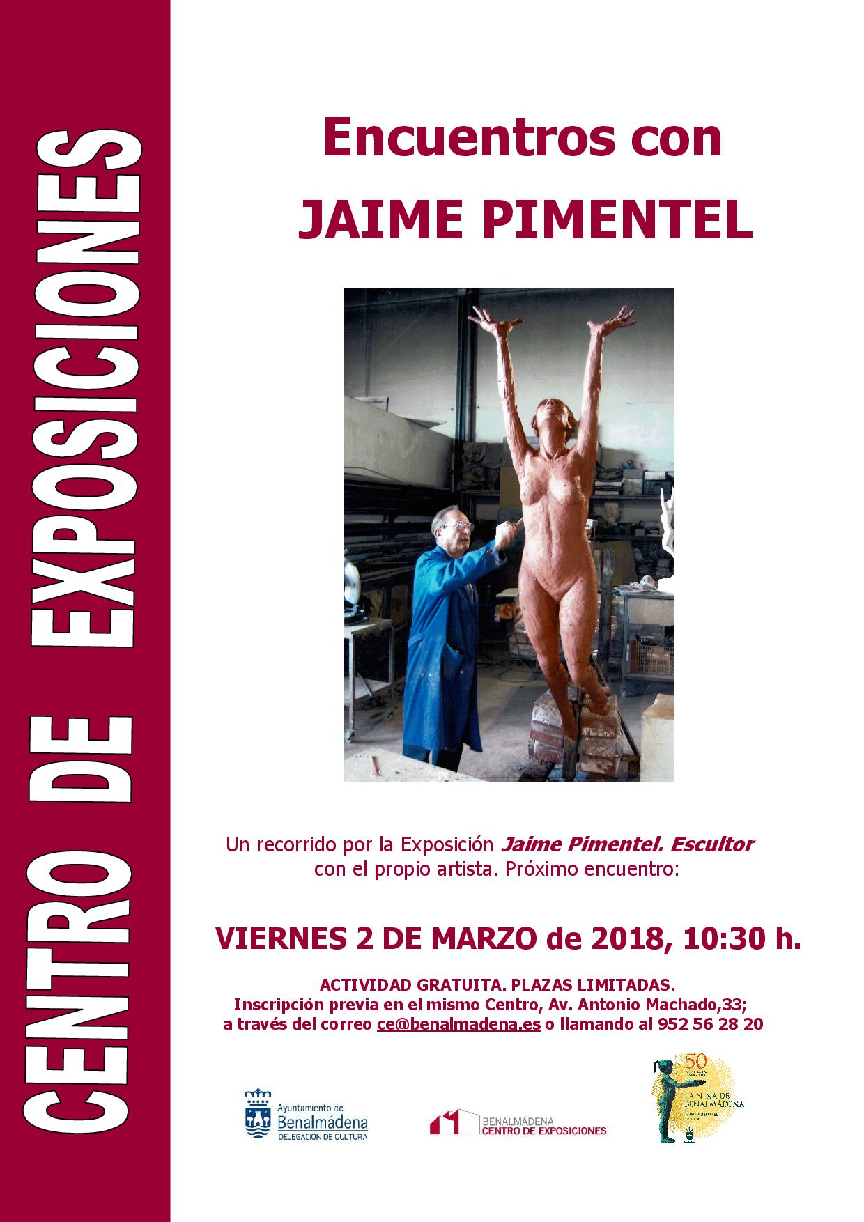 MEETING WITH JAIME PIMENTEL