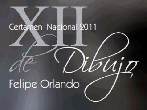 XII Certamen de Dibujo Felipe Orlando