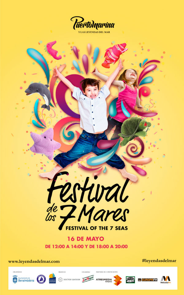 Festival de los 7 Mares / Festival of the 7 Seas