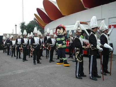 II Festividad Nacional de los Bomberos.