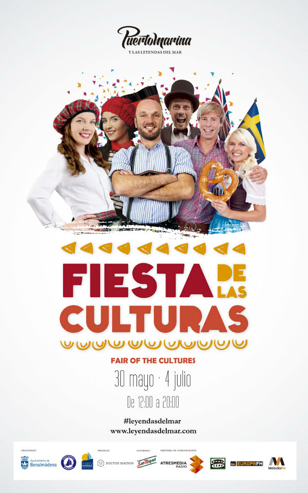 Fiesta de las Culturas / Fair of the Cultures