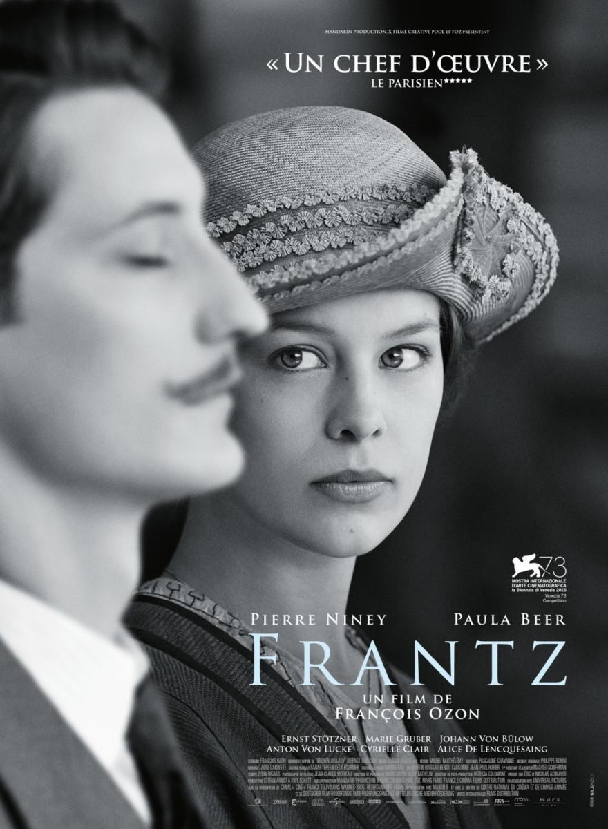 Proyección de la película 'Frantz'
