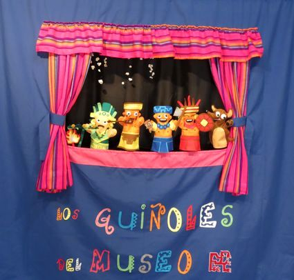 Los Guiñoles del Museo