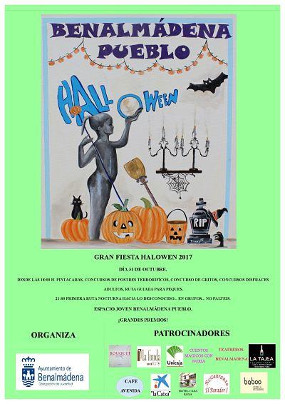 Noche de Halloween en Benalmádena