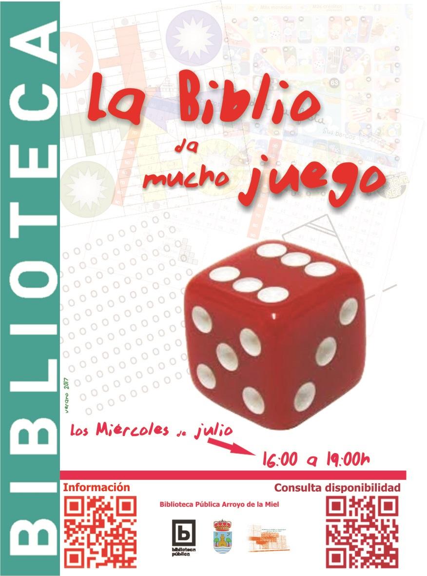 La Biblio da Mucho Juego