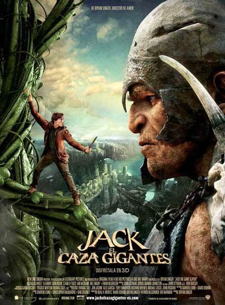 """CINE DE VERANO EN BENALMÁDENA """"JACK EL CAZA GIGANTES'"""