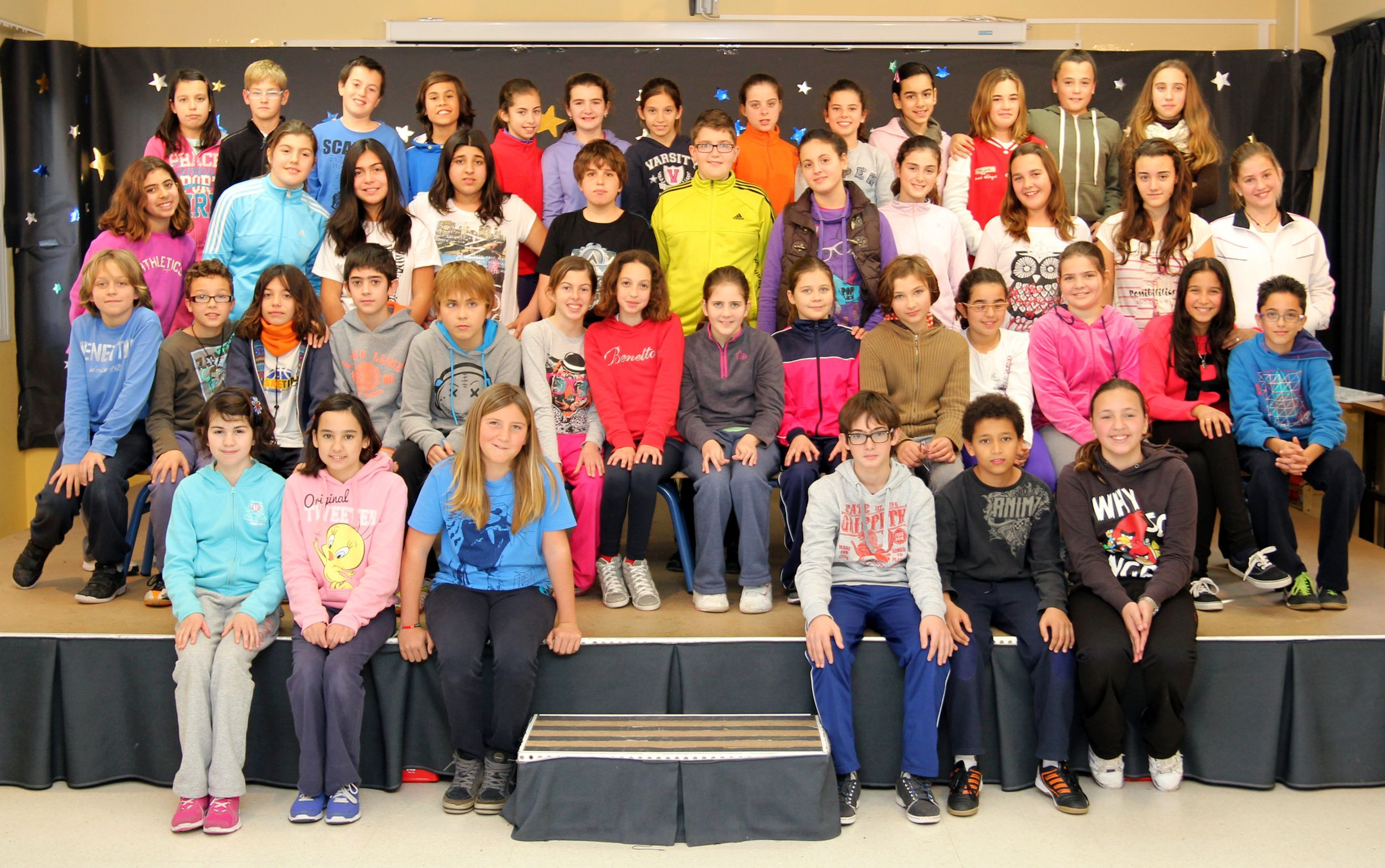 XXII Muestra de Teatro de Centros Docentes: CEIP Mariana Pineda ' Jesucristo Super Star'