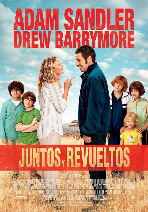Cine de Verano: Juntos y Revueltos