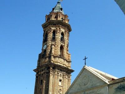 Visita a la Málaga barroca
