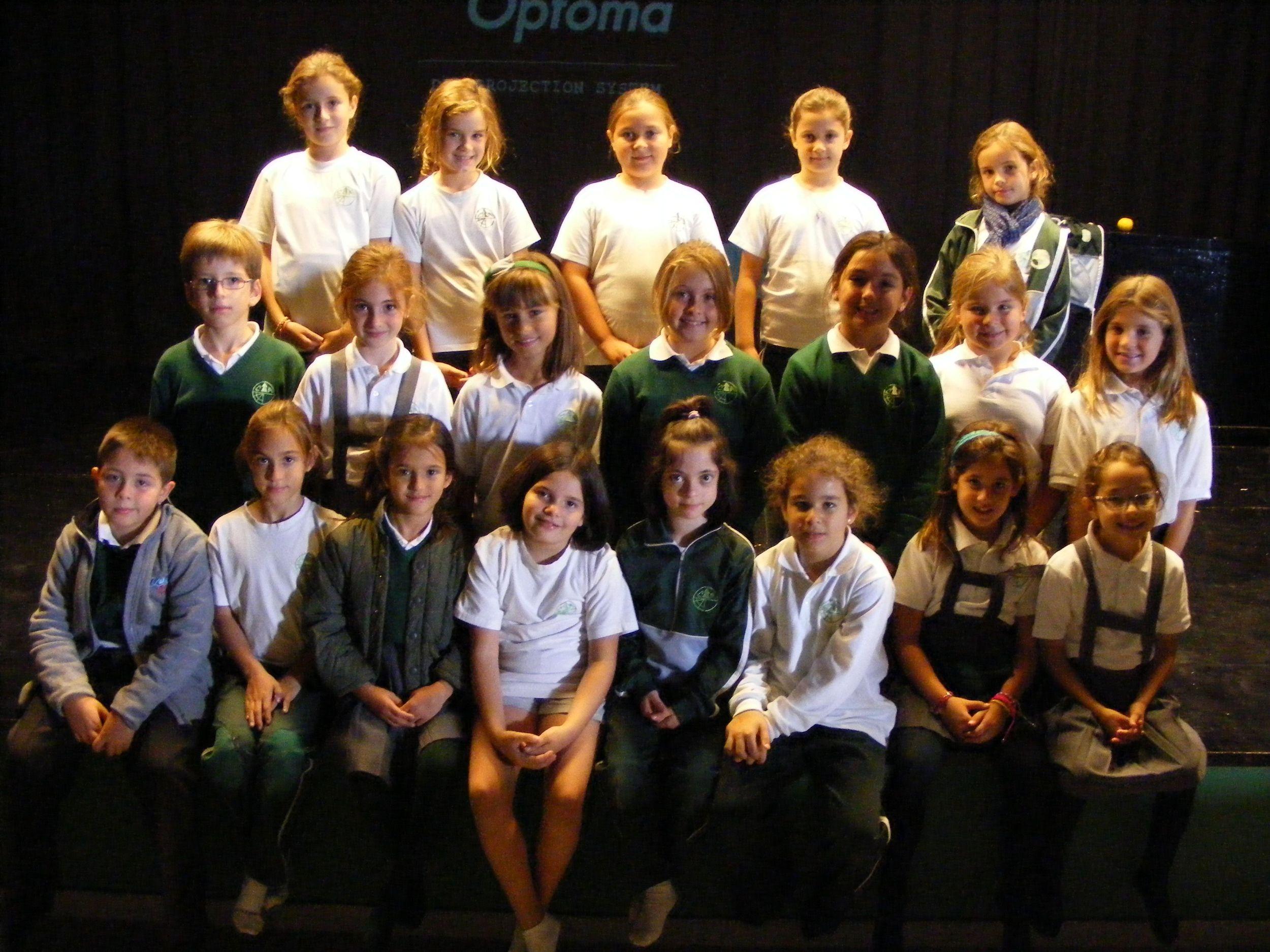 XXII Muestra de Teatro de Centros Docentes: Colegio Maravillas 'La Isla del Tesoro'