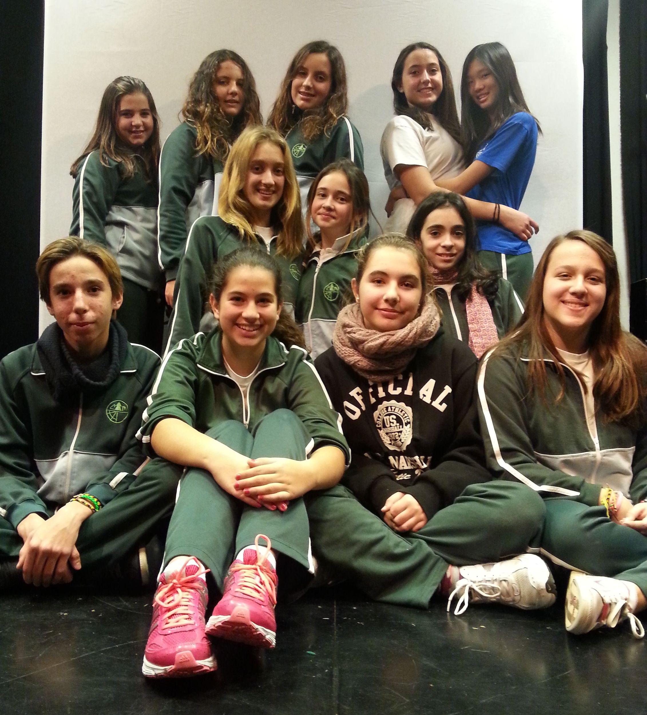XXII Muestra de Teatro de Centros Docentes: Colegio Maravillas 'Las suplicantes'