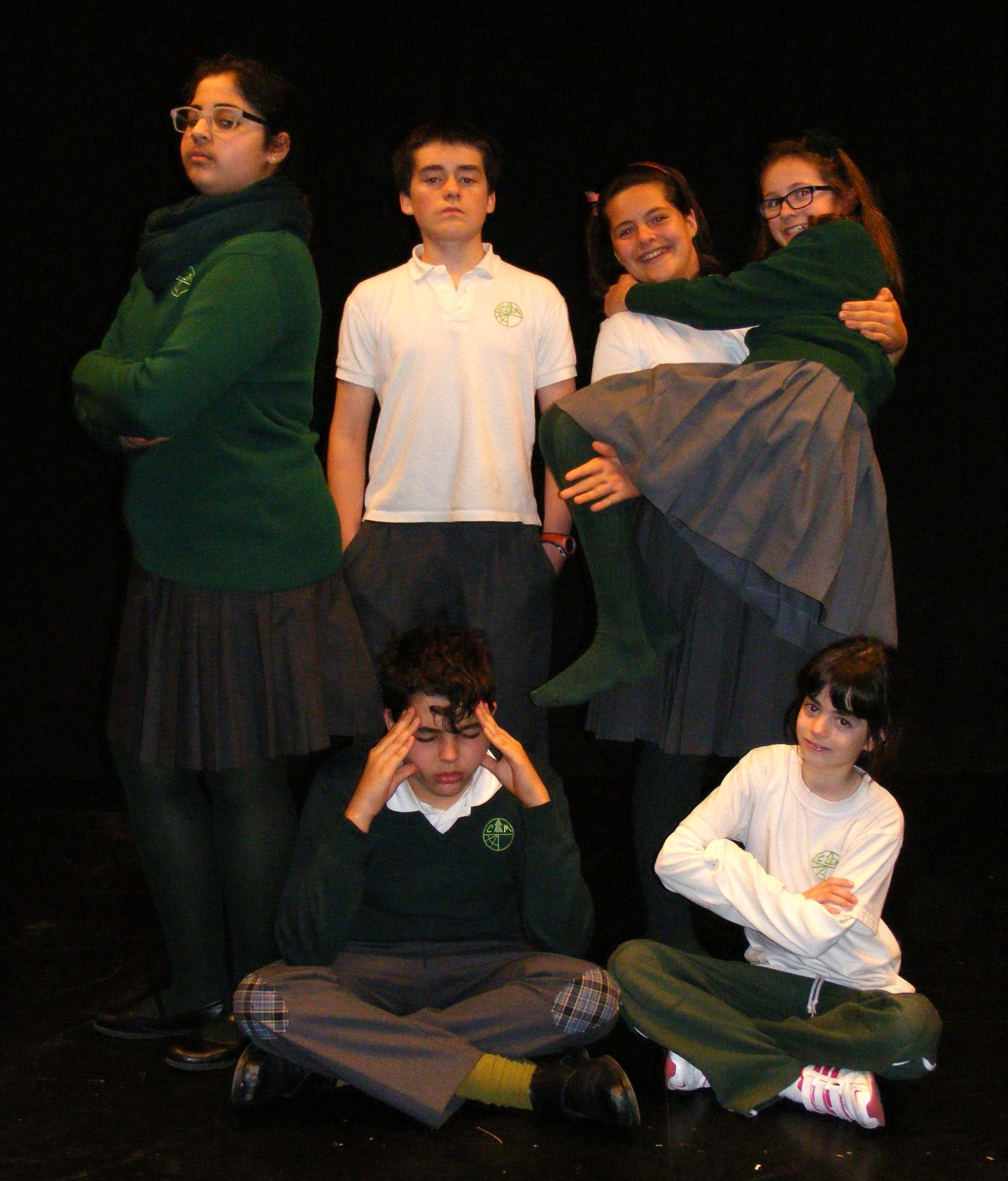 XXII Muestra de Teatro de Centros Docentes: Colegio Maravillas 'Lluvia de Cristal'