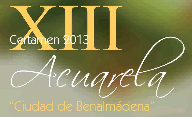 XIII Certamen de Acuarela 'Ciudad de Benalmádena'