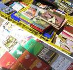 Mercadillo de libros solidarios