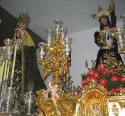 Jueves Santo: Ntro. Padre Jesús Nazareno y María Stma. de los Dolores