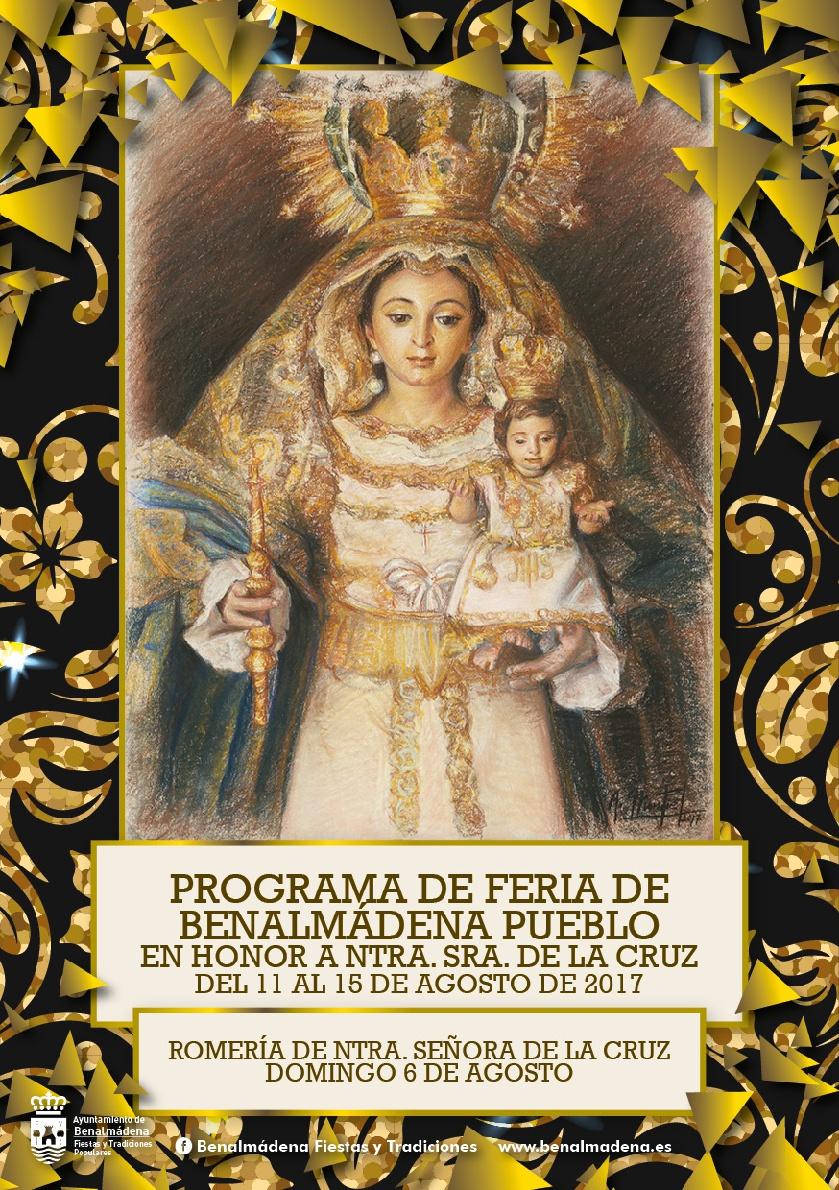 Feria Virgen de la Cruz. Benalmádena Pueblo