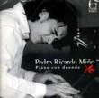 Concierto El piano flamenco de Pedro Ricardo Miño