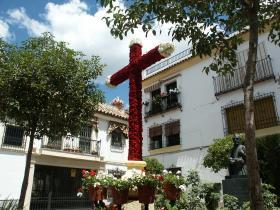 Fechas Cruces de mayo y Rejas-Balcones 2006