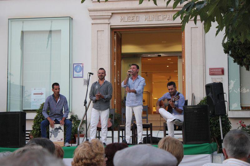 Noches de Flamenco en el Museo, 'Grupo Querencia'