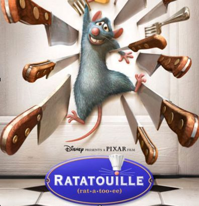 Cineclub: Ratatouille