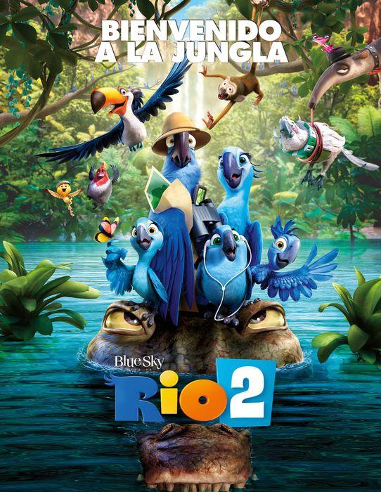 Cine de Verano: Río 2