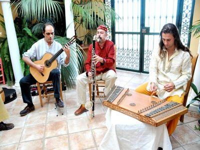 """Ciclo Músicas del Alma: El Sobrero del Alquimista """"Viaje musical por el Mediterráneo"""""""