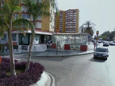 La Casita de Papa Noel en Benalmádena Costa.