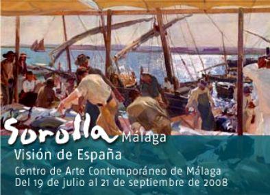 Visita guiada a la exposición sobre Sorolla (Visión de España)
