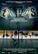 Proyección de la película `Tapas`