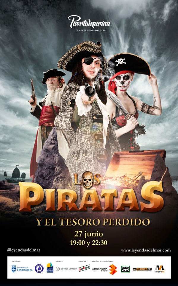 El Tesoro Perdido de los Piratas / The Lost Treasure & The Pirates
